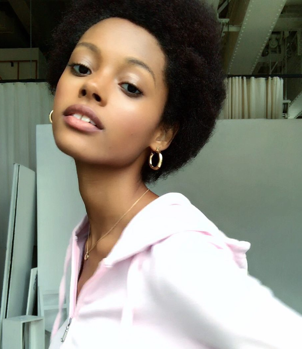 Model Londone Myers posed a time-lapse  video from Paris Fashion Week showing hair stylists ignore her and calling for stylists to be more trained with styling hair of all ethnicities.