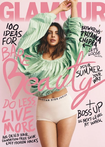 Rumours are circling about the new Editor-In-Chief of Glamour magazine, with Lena Dunham and Leandra Medine thrown into the mix...