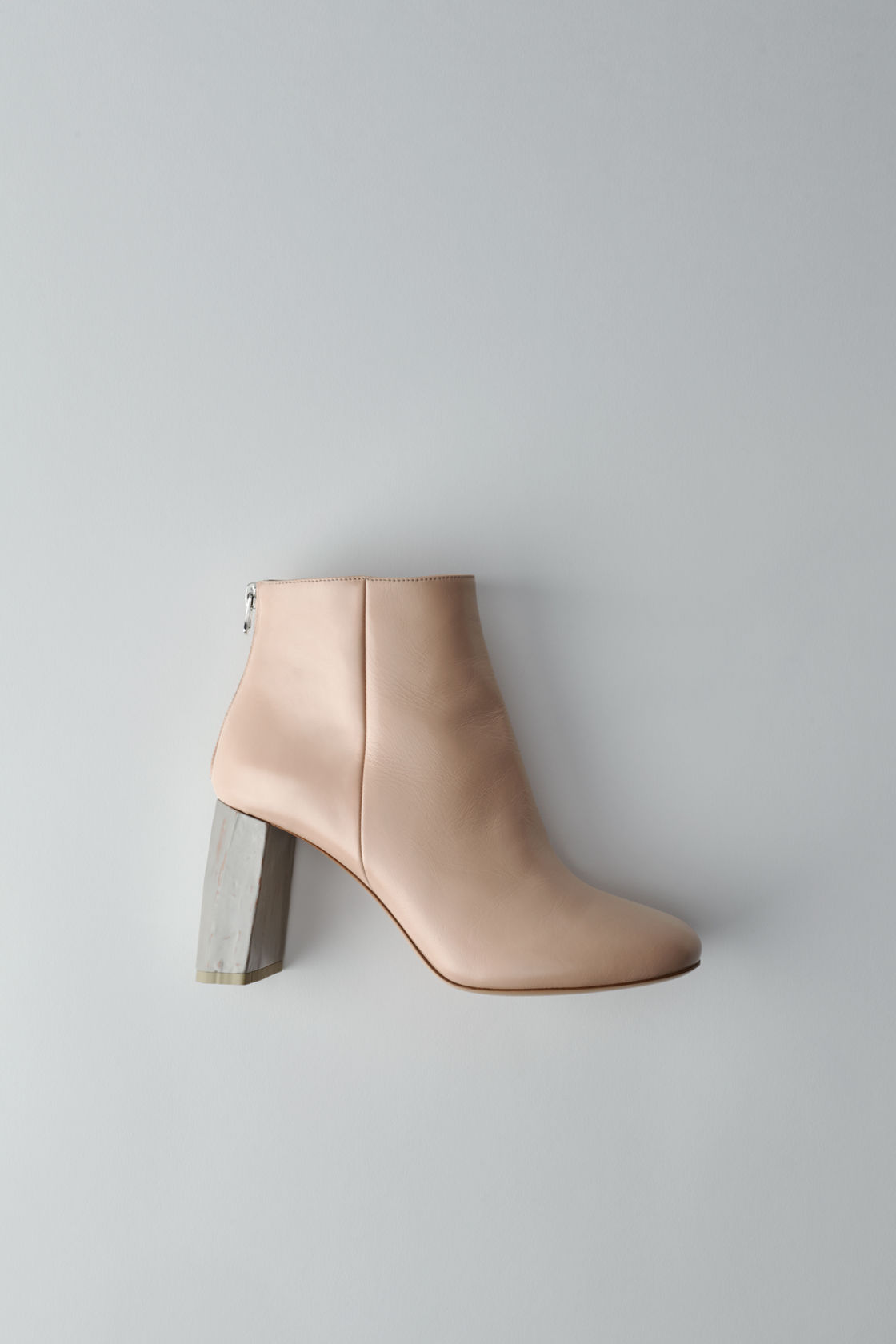 Acne Studios 1 - Claudine Ankle Boot - Pink