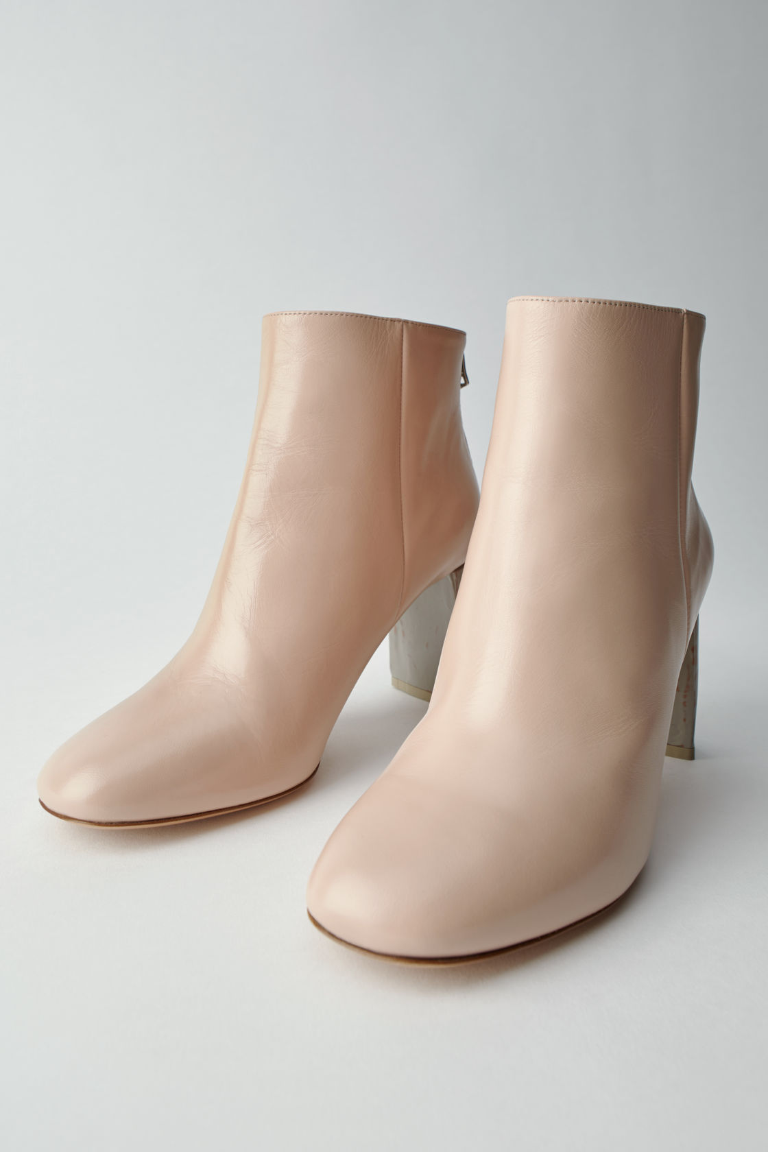 Acne Studios 2 - Claudine Ankle Boot - Pink