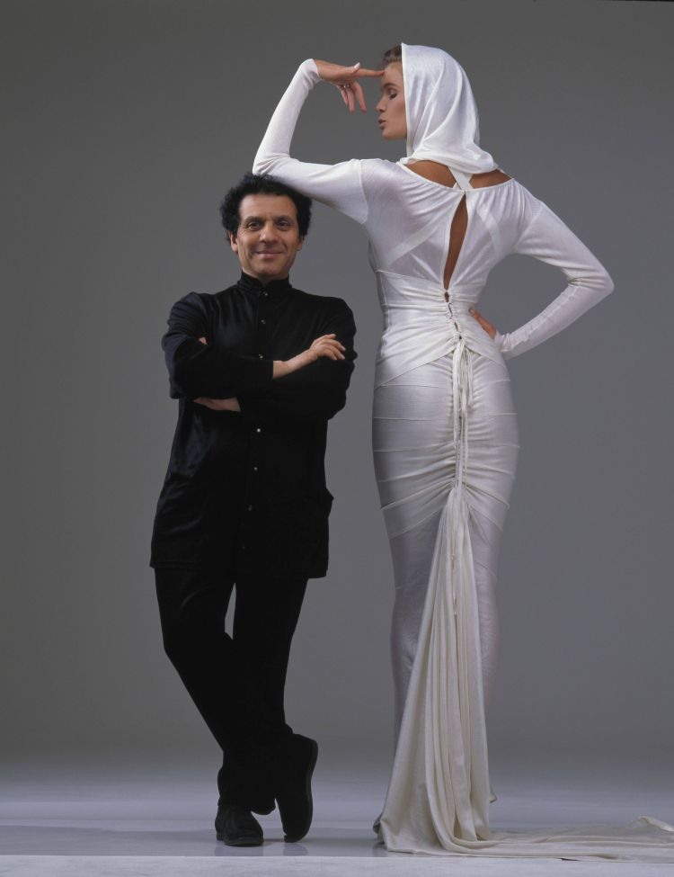 Azzedine Alaia passed away of a heart attack.