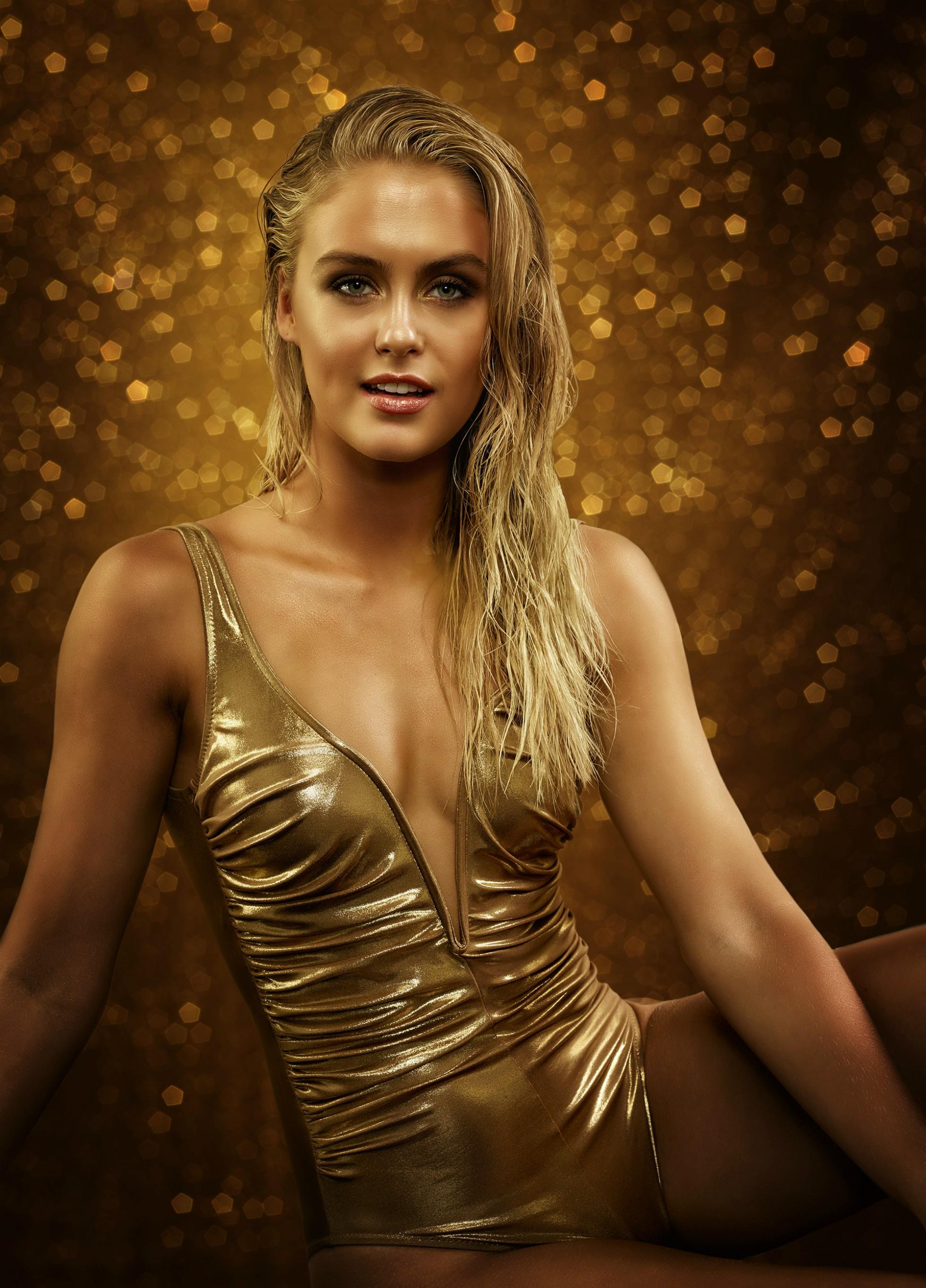 Bondi Sands Liquid Gold campaign image