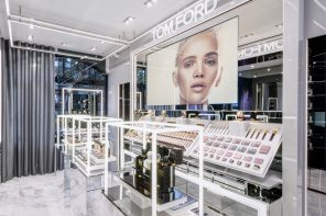 FIRST TOM FORD BEAUTY STORE OPENS