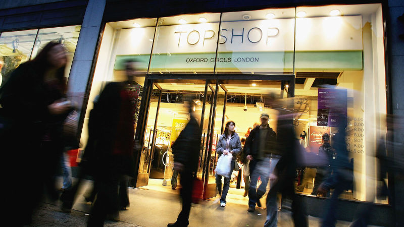 Topshop and Topman have made all fitting rooms in their wholly owned stores gender neutral after a trans woman in the UK was denied access to the womens fitting rooms.