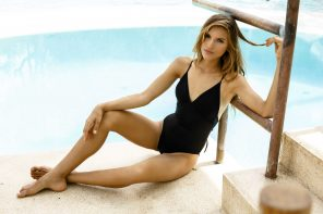 BLAK DIPS INTO SWIMWEAR FOR SUMMER