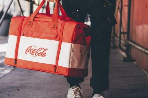 AWARD-WINNING ACCESSORY BRAND TEAMS UP WITH COCO-COLA