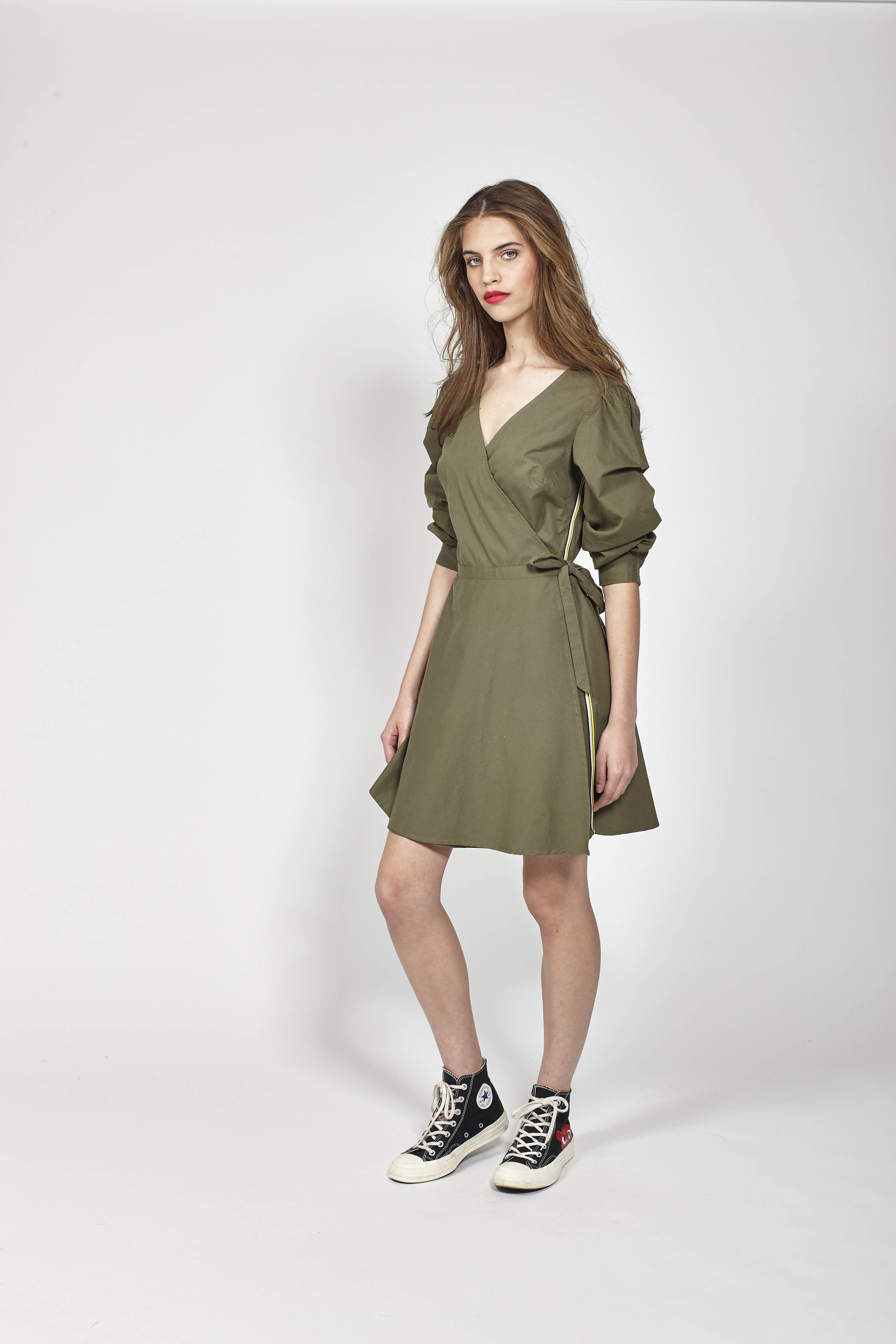 LB1085 LEO+BE Spirit Dress, RRP$188.00