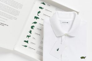 Lacoste shows support to endangered species