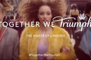 Triumph is launching a global empowerment campaign