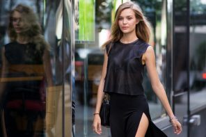 Josephine Skriver is the new Maybelline New York global spokesmodel