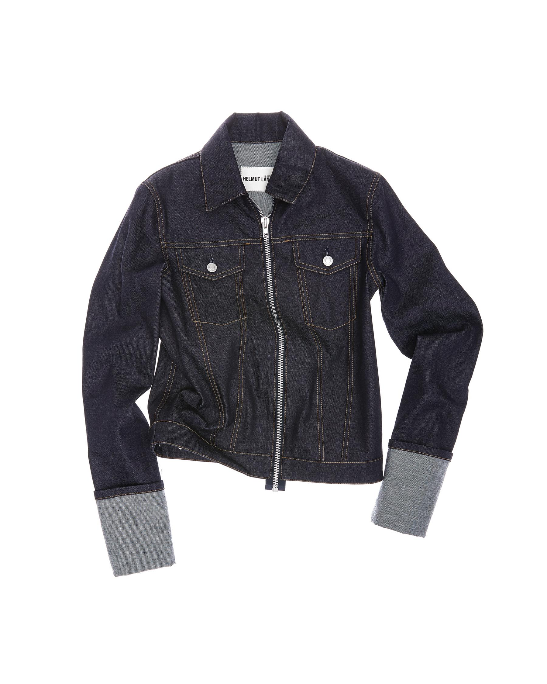 Archive Zip Denim Jacket