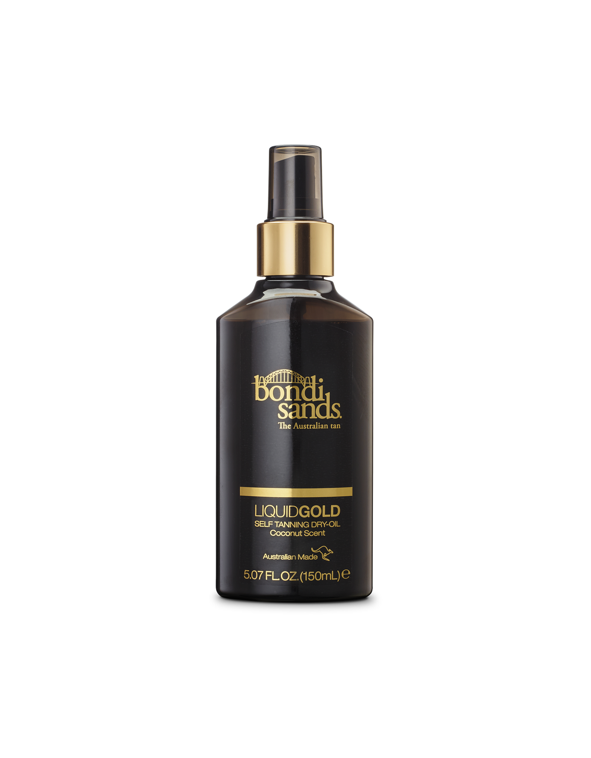 Bondi Sands Liquid Gold (150ml), RRP$24.99 (PNG)_preview