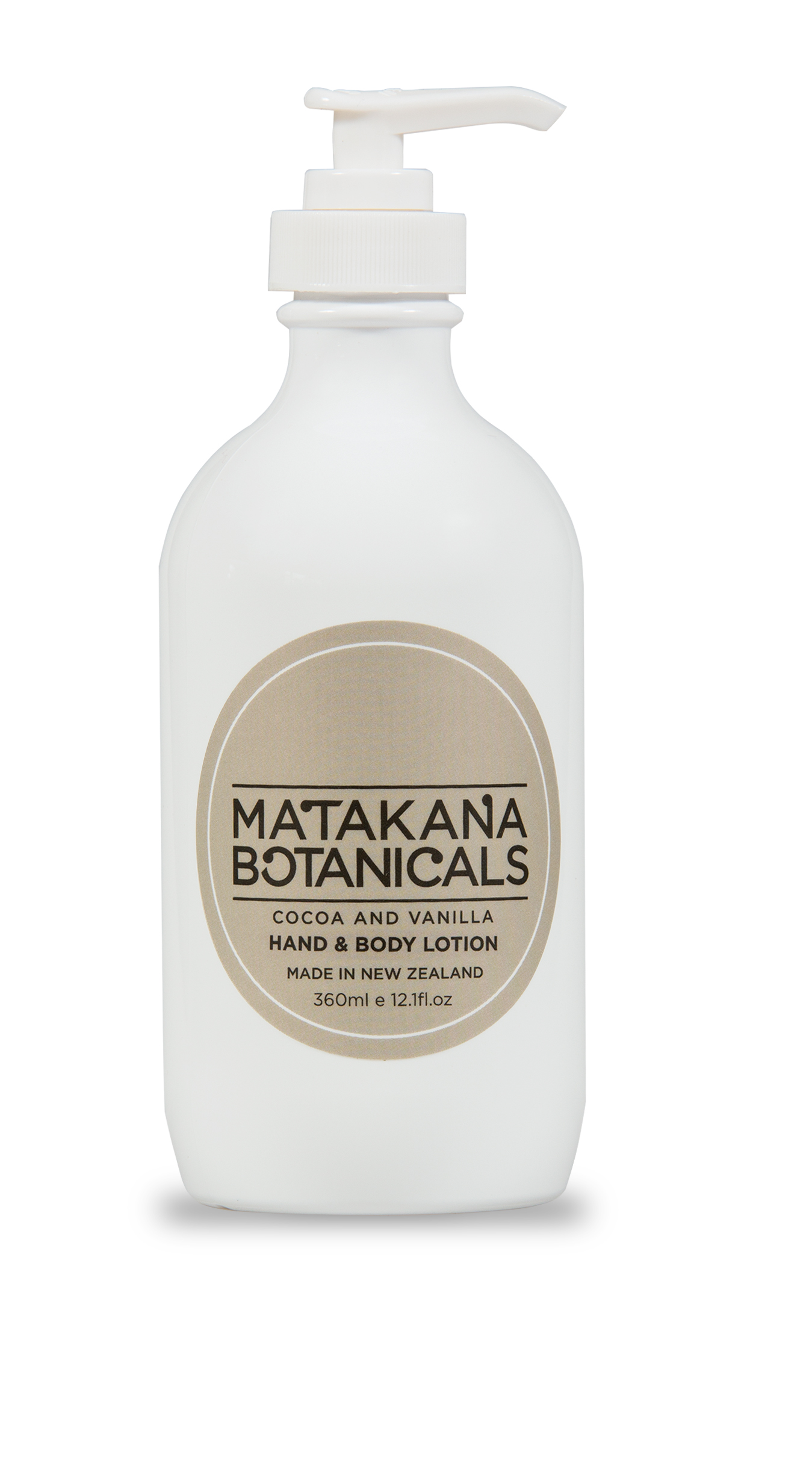 Matakana Botanicals Cocoa & Vanilla Hand & Body Lotion RRP $19