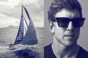 DITA eyewear announced a collaboration with kiwi sailor Peter Burling