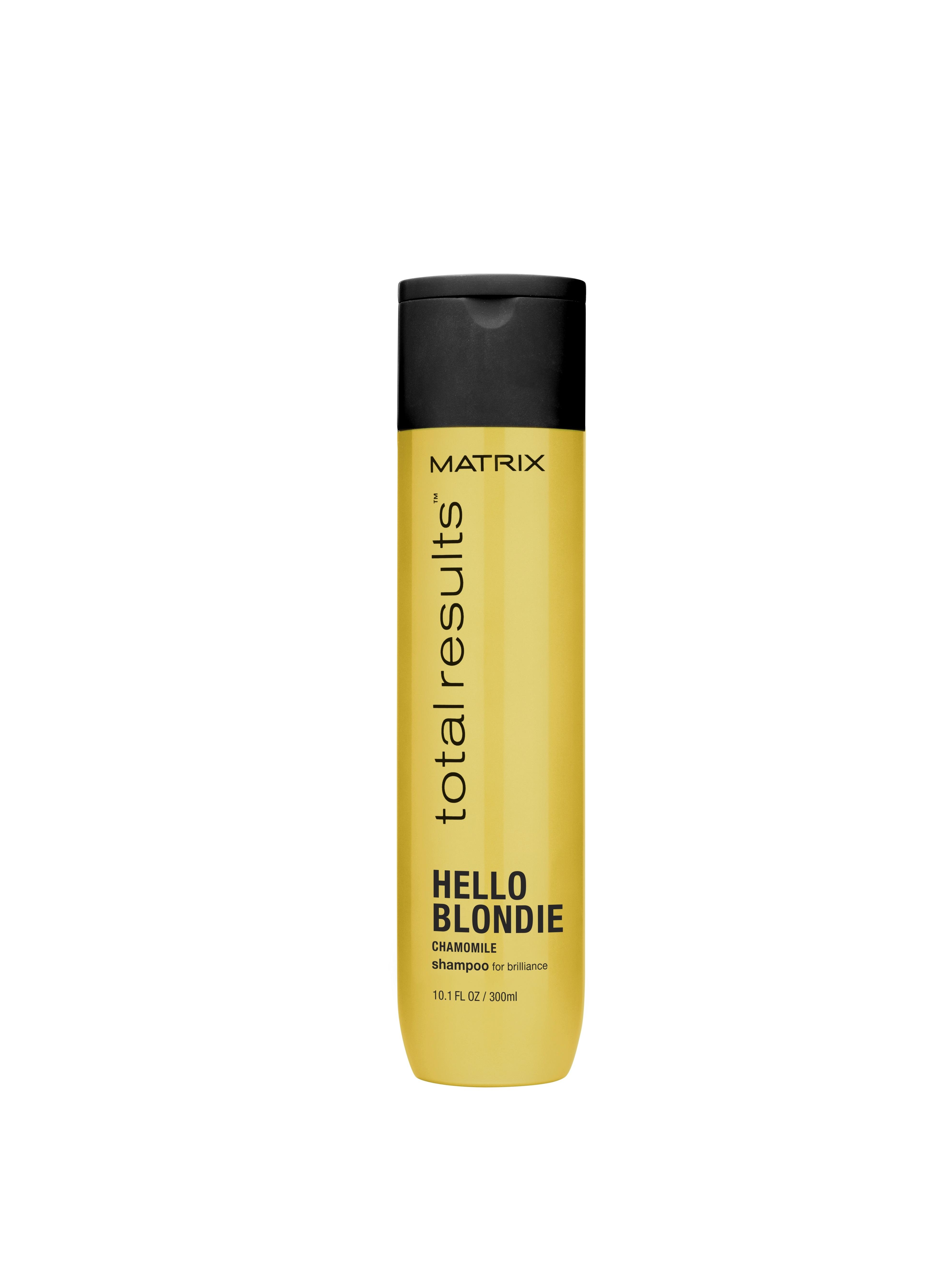 Matrix Hello Blondie