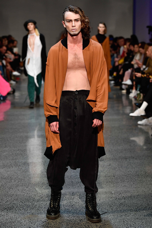 Ryan Turner Contemporary Salon - Runway - New Zealand Fashion Week 2018