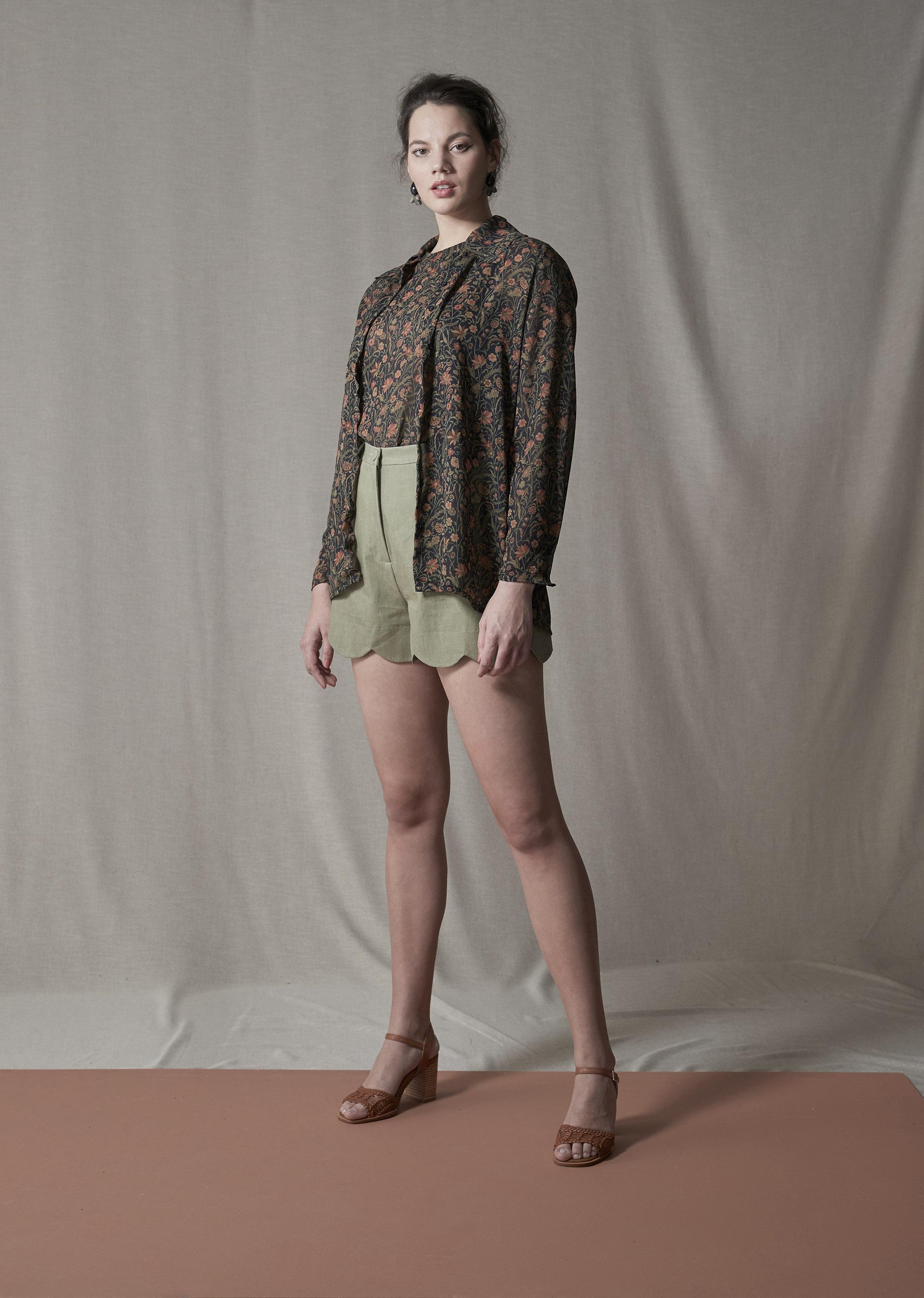 Liam Park Shirt, Park Tank & Vicki Short 2