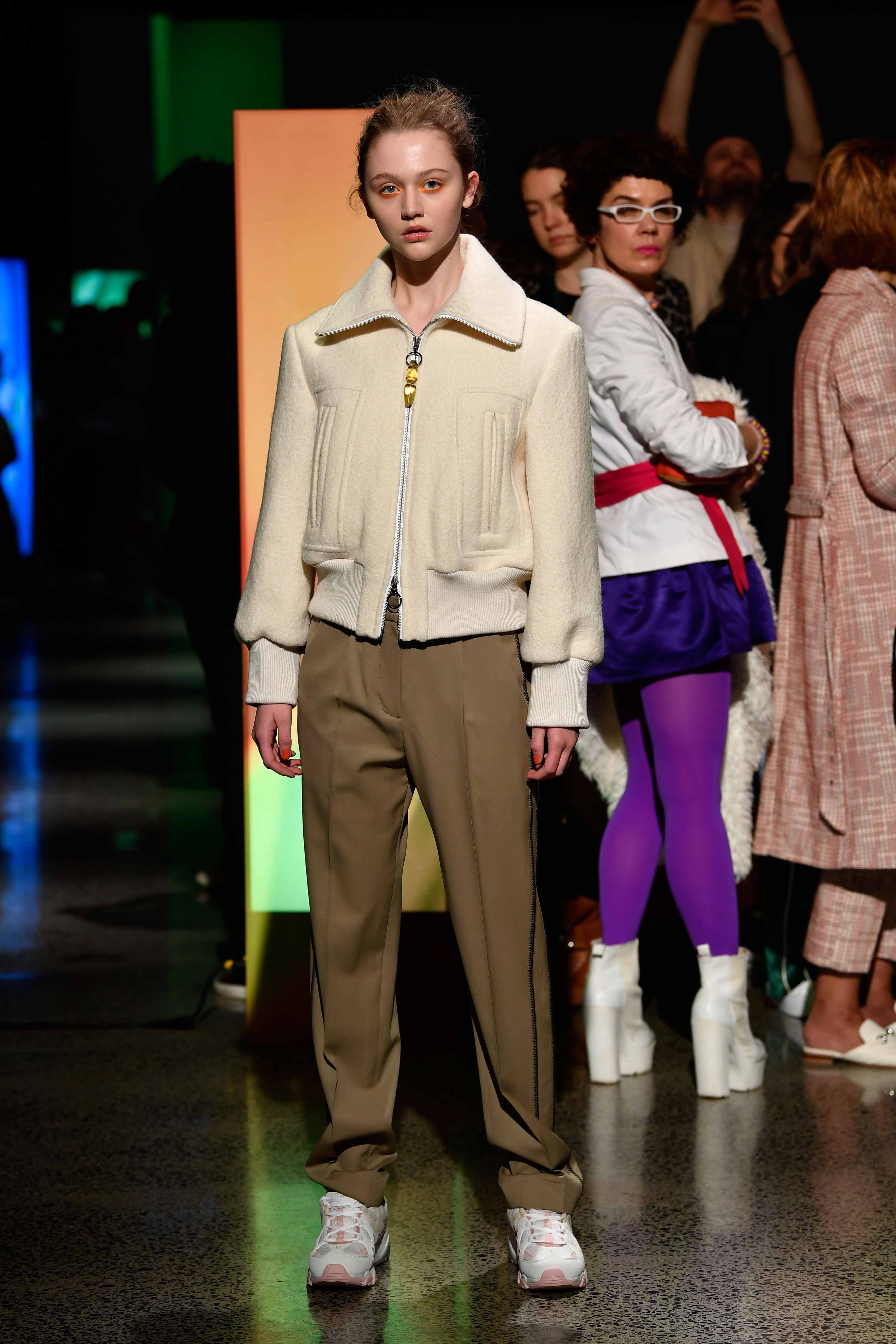 Wynn Hamlyn - Runway - New Zealand Fashion Week 2018