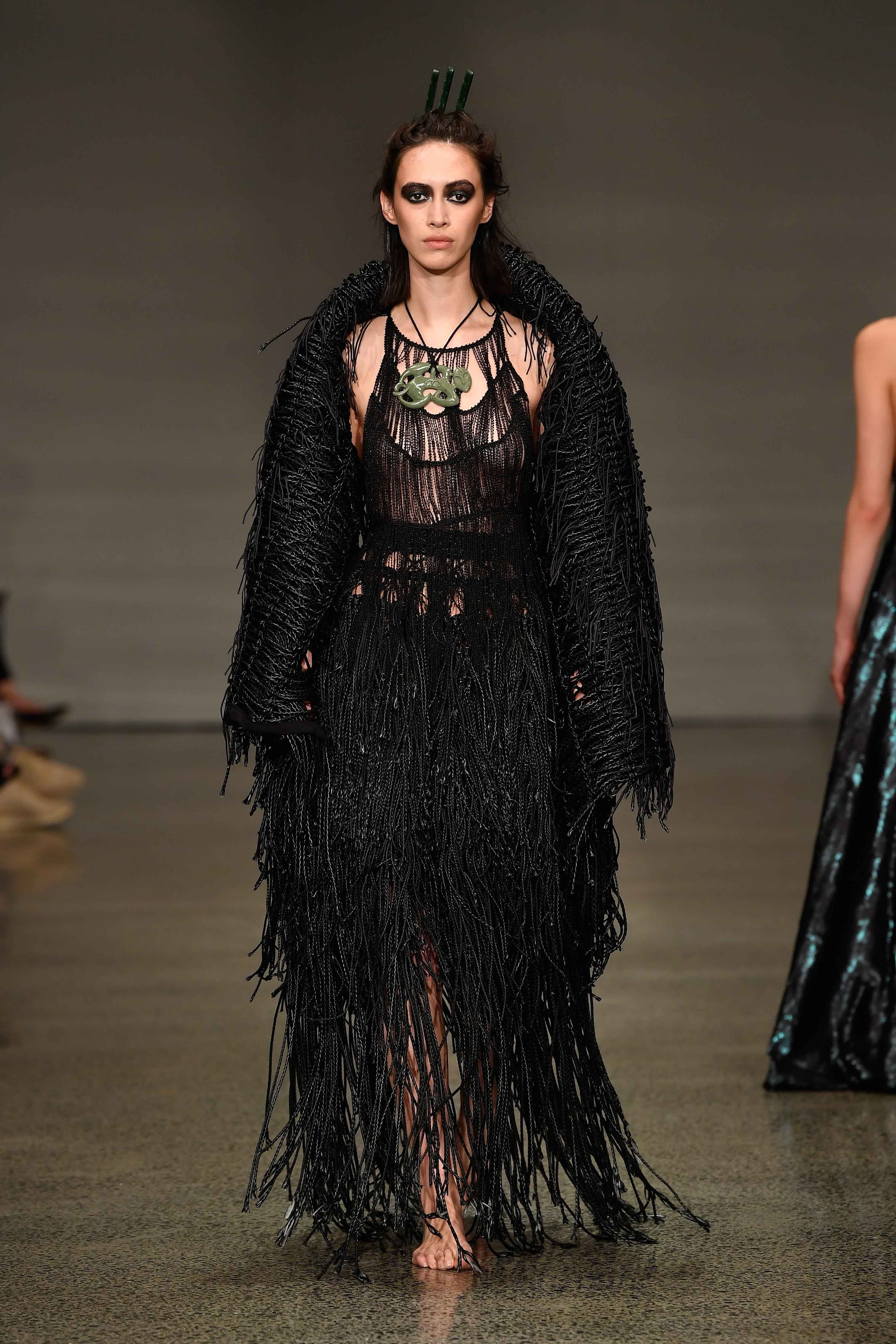 Kiri Nathan - Runway - New Zealand Fashion Week 2018