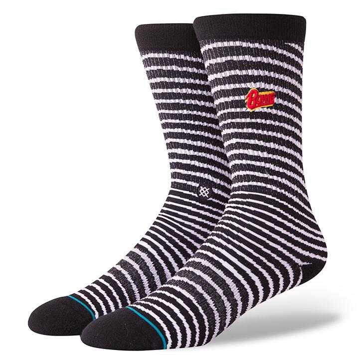 david bowie x stance socks