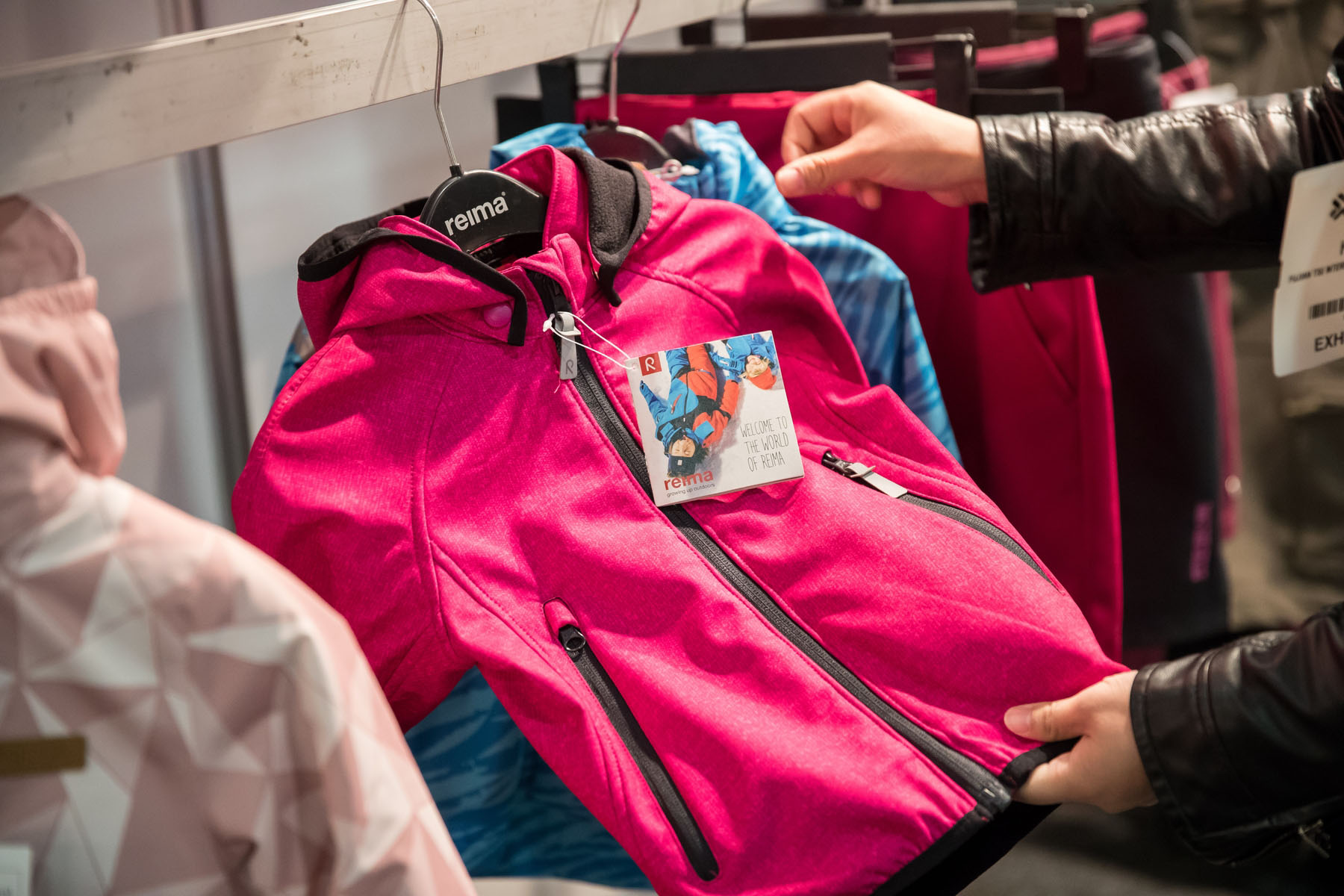 CHINA CLOTHING TEXTILES 4