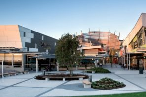 SYLVIA PARK TO ADD ANOTHER RETAIL GIANT
