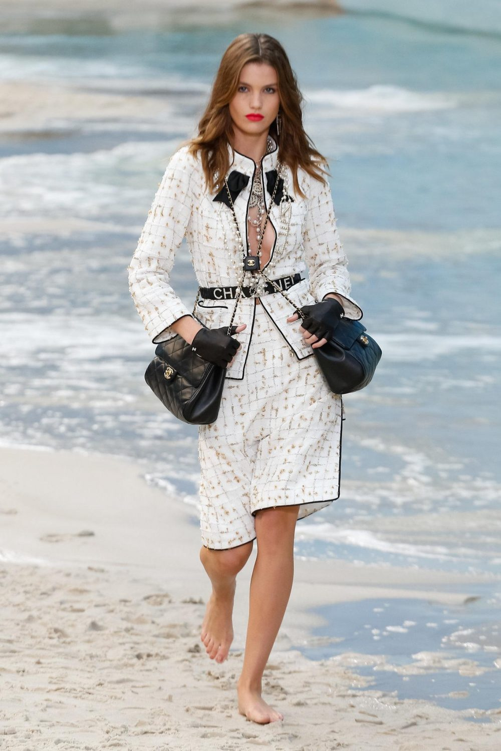 Chanel S Beach Runway Apparel