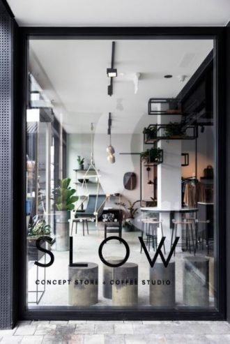 Slow Queenstown storefront
