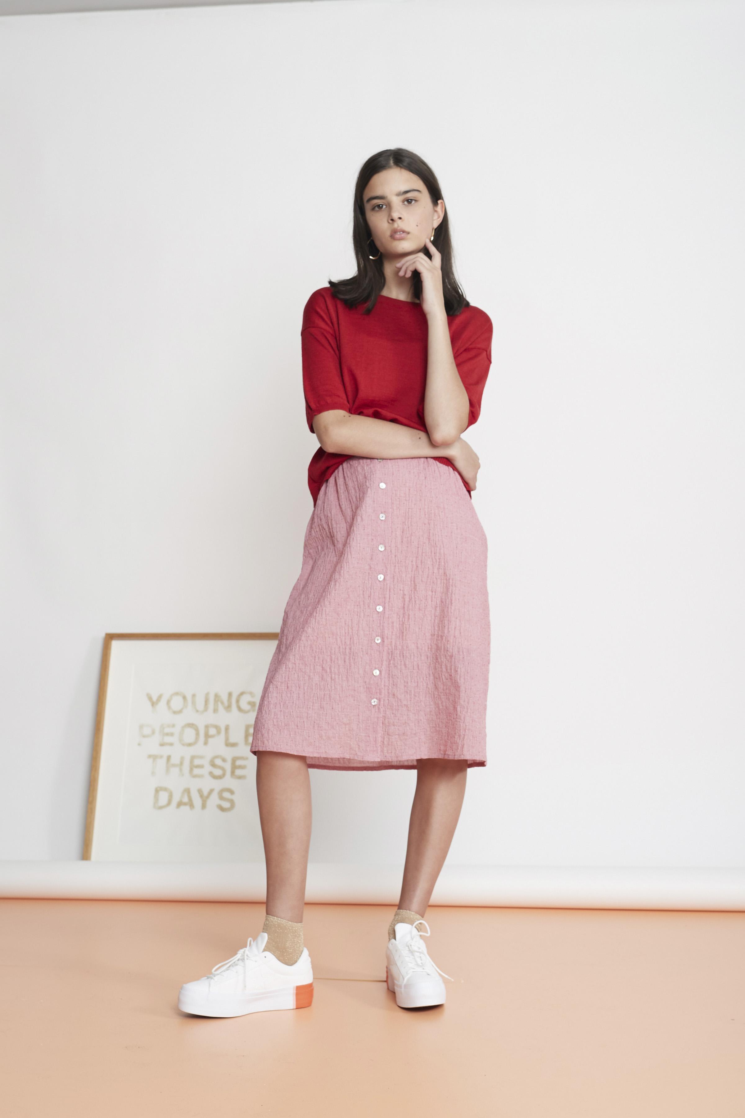 TSN_63. Pines skirt