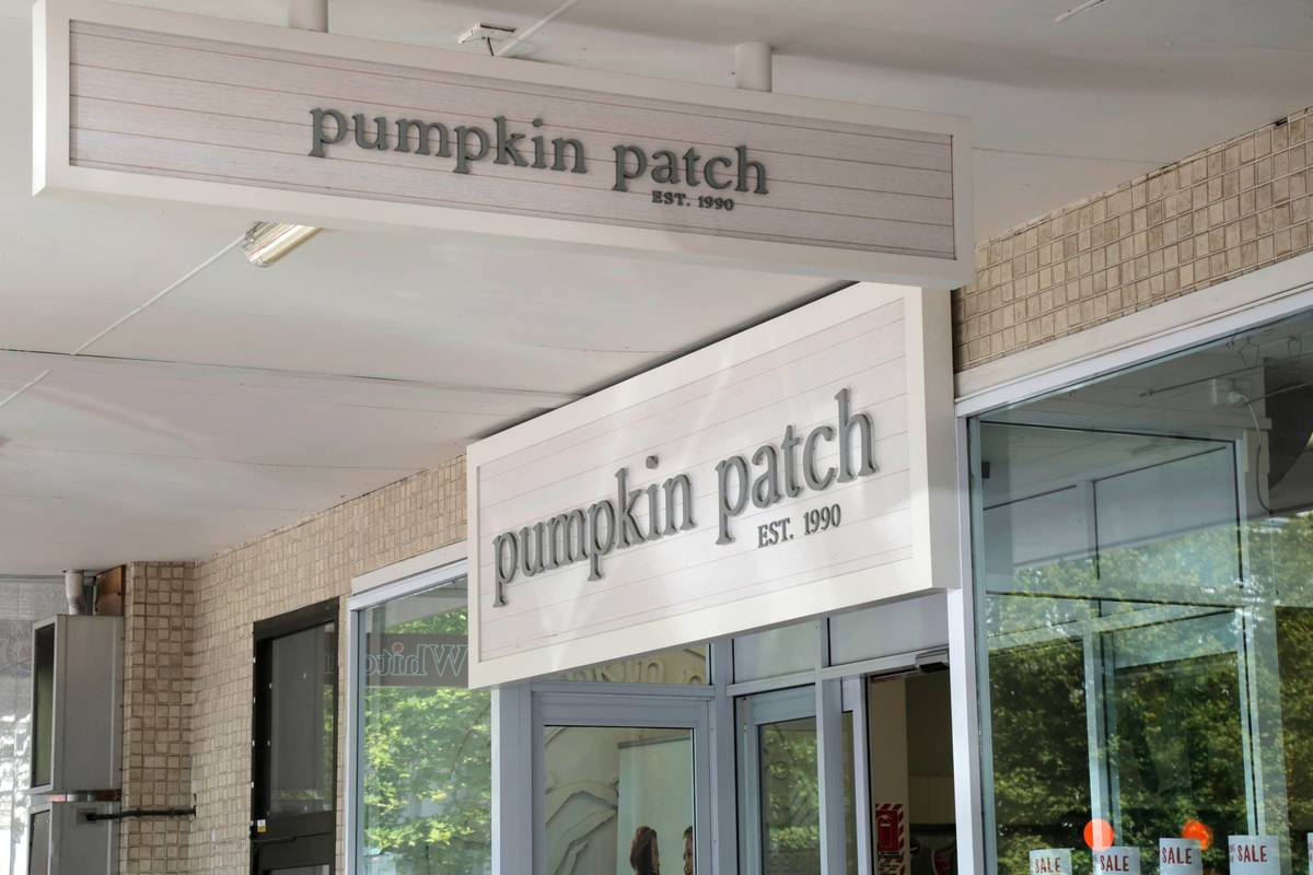 pumpkin patch shop front