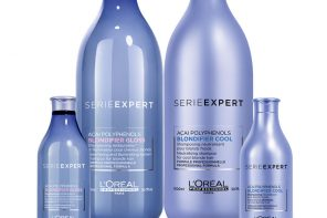 L'Oreal's new answer to maintaining blonde hair