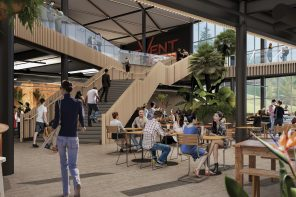 The Tauranga Crossing has fully leased their dining spaces
