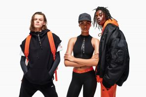 Victoria Beckham and Reebok Spring Collection