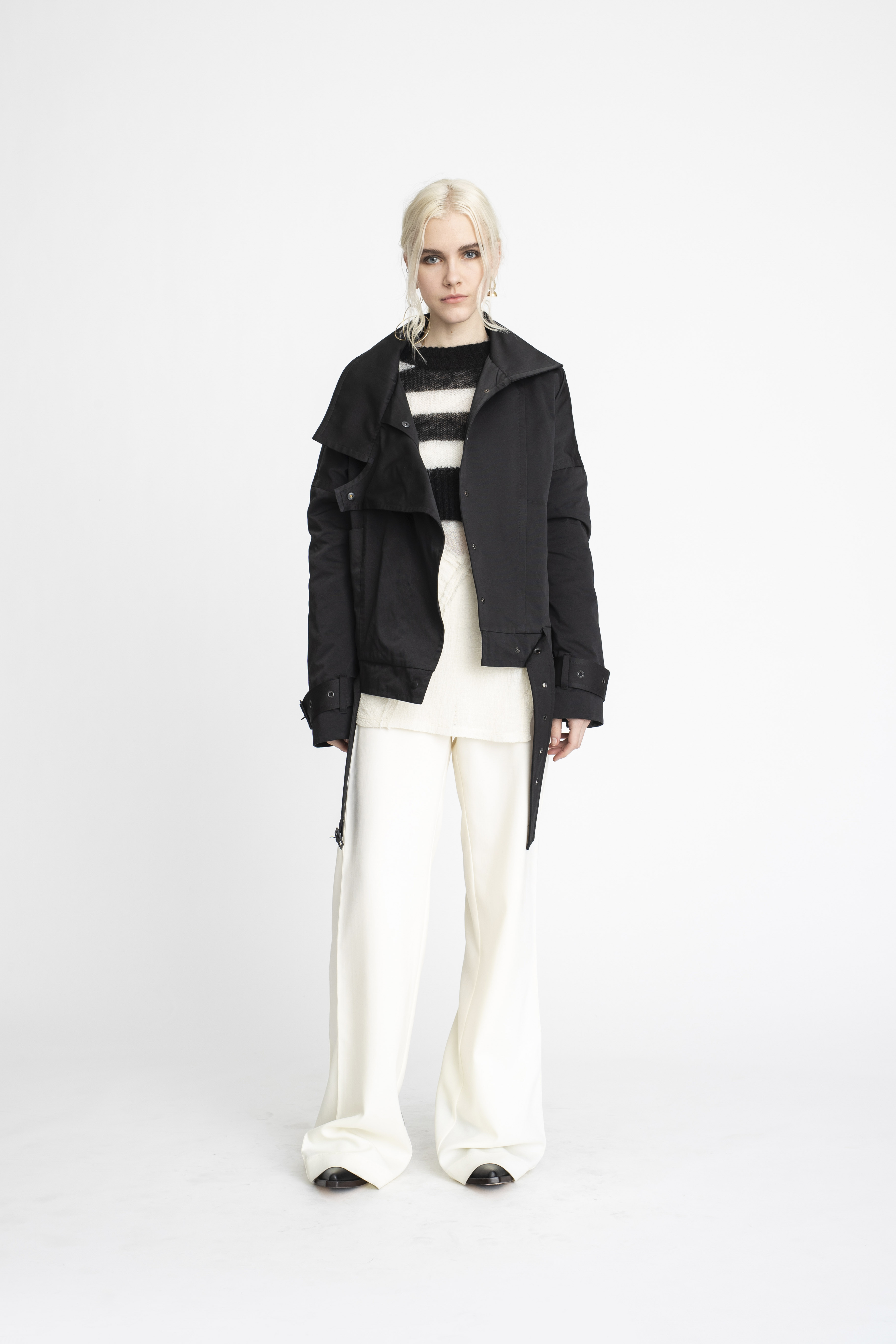 Abbreviate_Sweater_Mosaic-Tunic_Panelled-Joust-Pant_Providence-Coat_TaylorBoutique_AW19_L41_1017 2