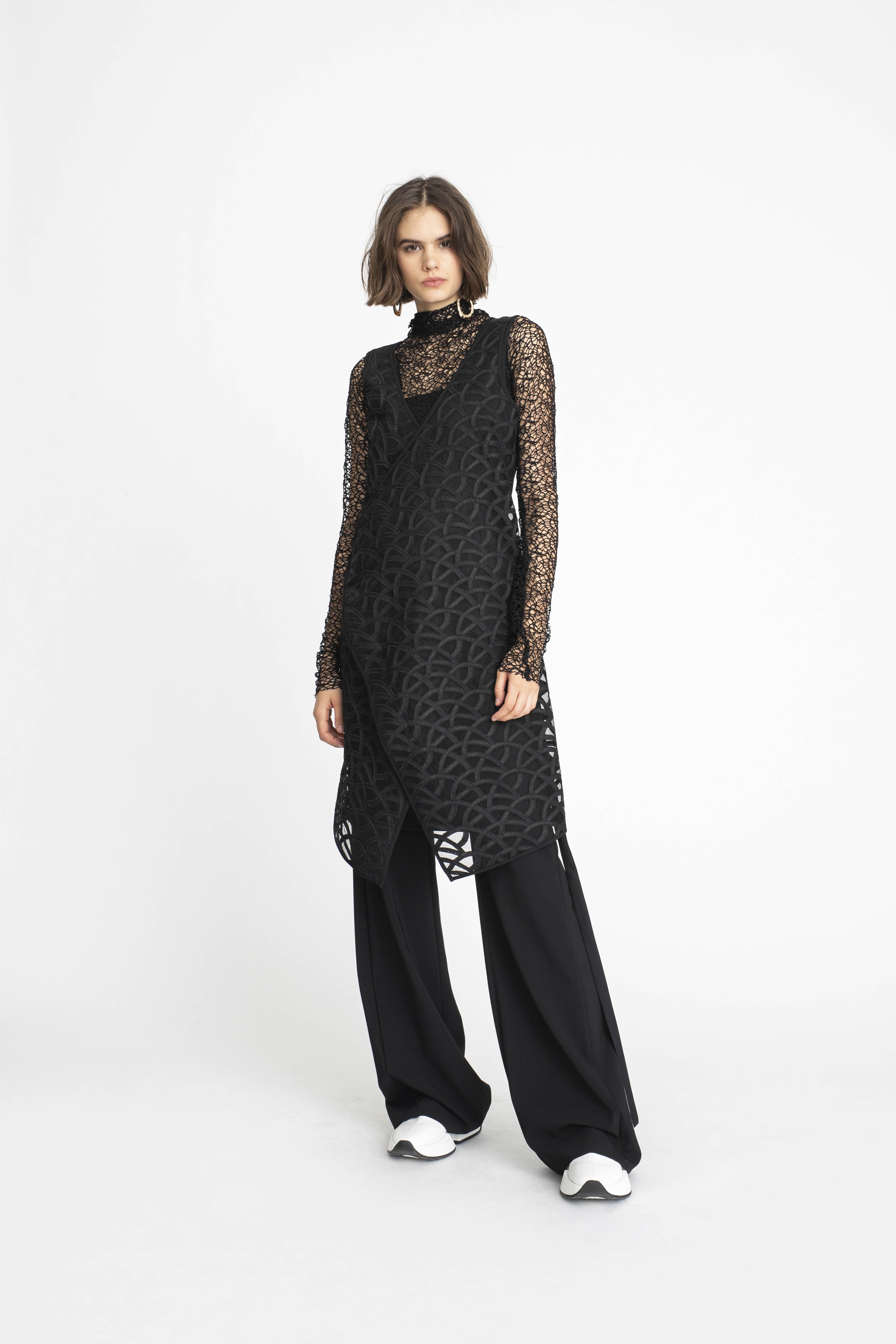 Cluster-Dress_Undone-Tunic_Panelled-Joust-Pant_TaylorBoutique_AW19_L94_2130 2