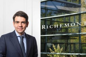 Richemont Group experiences extreme sales growth