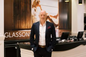 Hallenstein Glassons' CEO Resigns