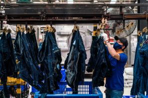 Barkers launches clean jeans