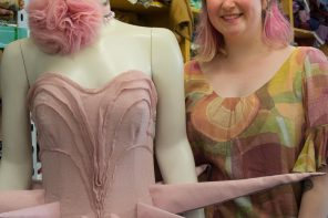 Lauren Millar, Unitec Costume Design and Management