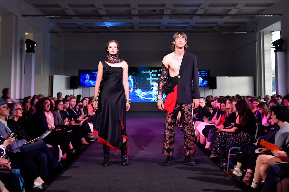 Exposure Massey University Fashion Show