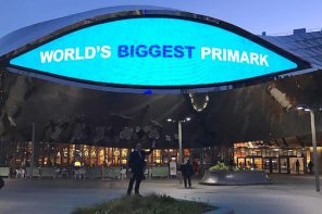 Primark opens the world's largest fashion store