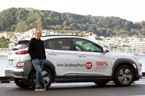 LARGEST ELECTRIC VEHICLE FLEET IN NZ