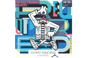 JACKET REQUIRED COLLABORATE WITH FRIED CACTUS STUDIO x RICKY ALSO