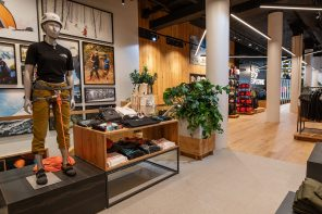 NORTH FACE UNVEILS NEW FLAGSHIP STORE