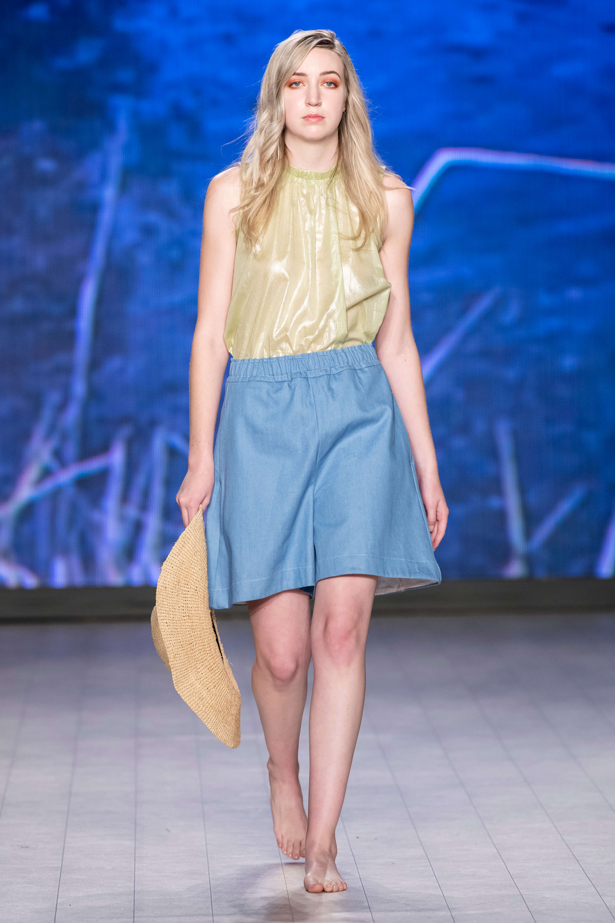 Vancouver Fashion Week collection by local NZ designer CHIDO