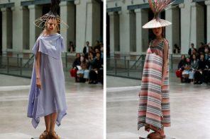 Issey Miyake: Paris Fashion Week SS 2020