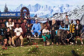 Adidas: Bavarian Oktoberfest release