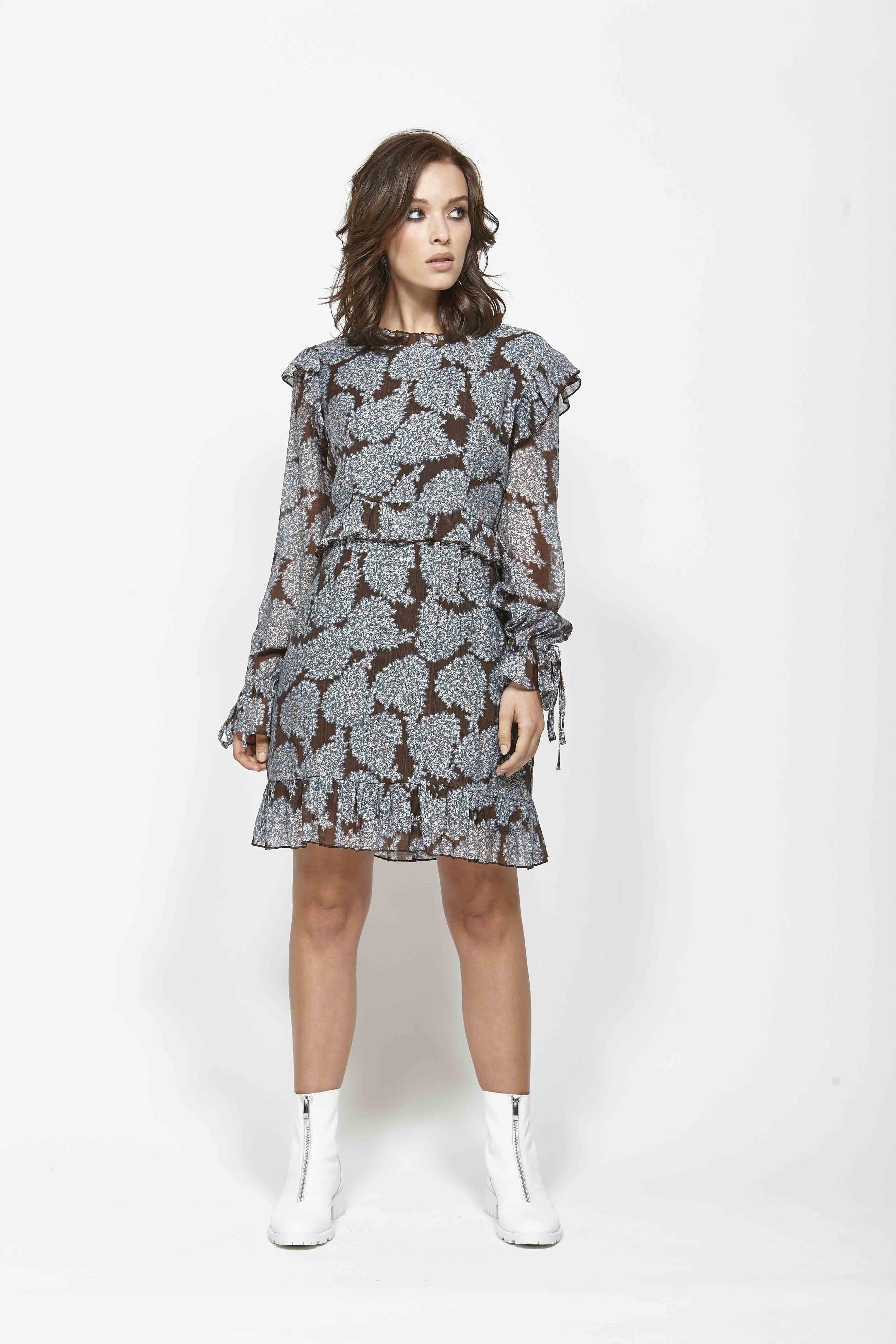 LEO+BE LB1355 Bench Dress, RRP$159.00