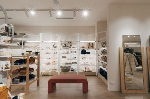 WELL-LOVED AUSTRALIAN BRAND GETS A NEW RETAIL LOOK