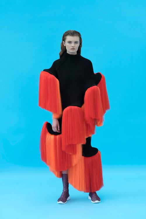Stina Randestad - The Swedish School of Textiles, Sweden